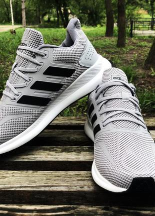 Кроссовки мужские Adidas exclusive gray