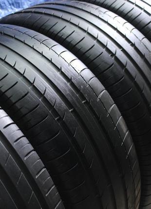 ЛЕТО=255-45-R20 MICHELIN LATITUDE 4шт шины летняя резина GERMANY