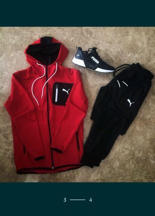 Мужской спортивний костюм, Under armour, Puma, Nike