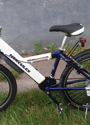 Велосипед з Германії HERCULES алюмінієвий