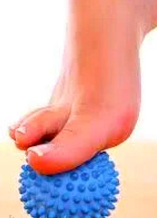 Антицеллюлитный  массажный мячик