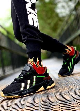 Кроссовки мужские adidas ozweego 🌶