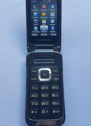 Телефон  Samsung GT-C3592 Duos