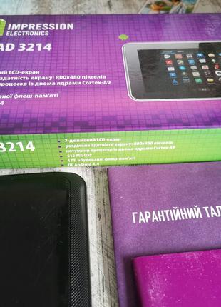 Планшет ImPad 3214