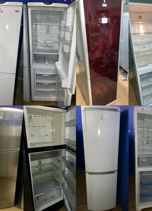 Холодильники Liebherr,Bosch,Beko,LG від 2500грн.Гарантія