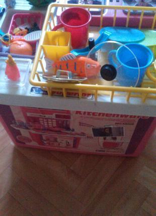 Кухня детская большая Kitchenware