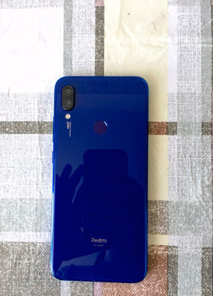 Смартфон Xiaomi Redmi Note 7 4/64 ГБ Глобальная версия!