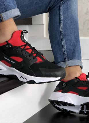 Мужские кроссовки Nike Air Huarache Fragment Design