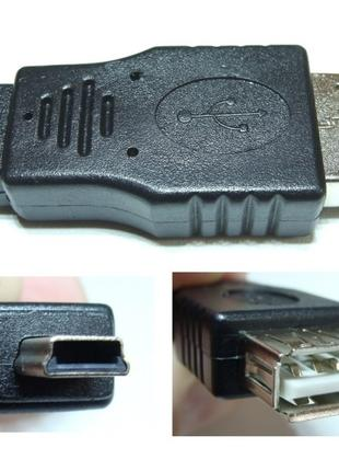 Продам перехідники USB – miniUSB для автомагнітоли, планшета і т.