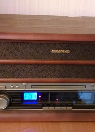 Продам,  Ретро музыкальный центр Auna 10008633, Б/У стояние новог