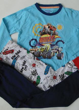 Пижама тройка 2-3 года primark george англия 98 см
