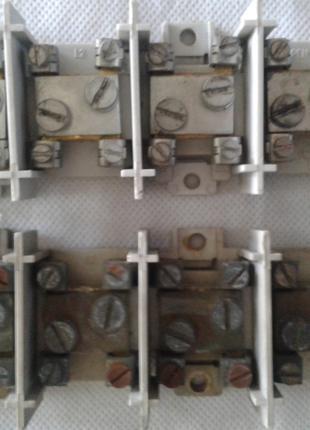 Кабельный разветвитель HSV 35 4x35/6мм2/125А без крышки б у