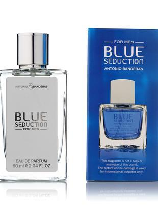 Antonio Banderas Blue Seduction мини-парфюм мужской 60мл