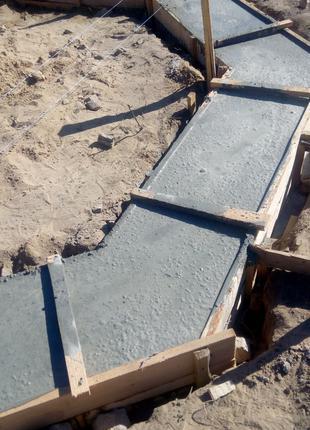 Строительство домов, коттеджей. Фундамент под ключ