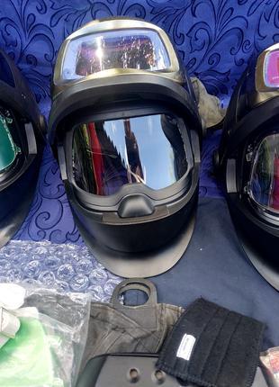 Маска сварочная, щиток Speedglas 9100i FX