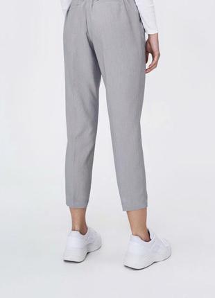 Штаны брюки укорочённые