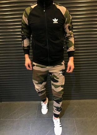 Мужской спортивный костюм adidas, Адидас
