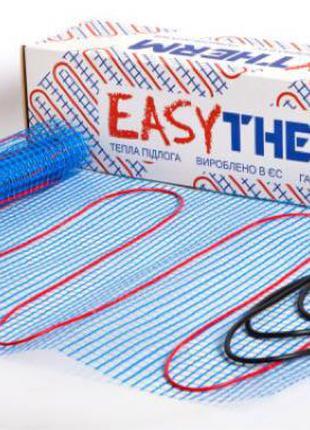 Нагревательный мат EasyTherm 8м2 Теплый пол