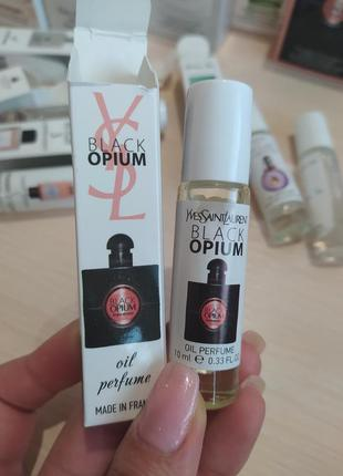 Парфюм масло