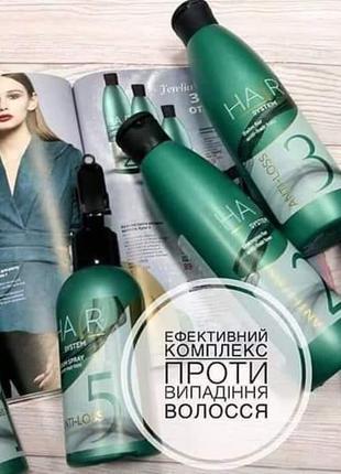 Комплекс шампунь от выпадения и для роста волос