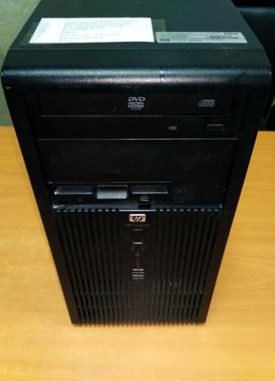 Системний блок HP Compaq dx7400 Q8300 4 ядра / 6 Гб памяти /160Гб