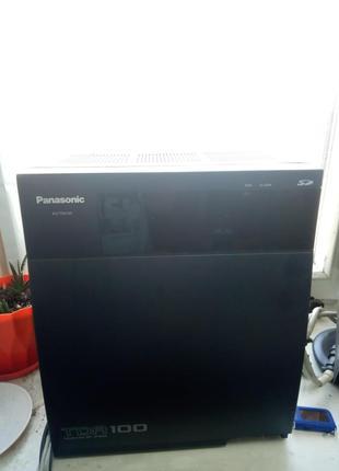 Цифровая гибридная IP-АТС Panasonic KX-TDA100 UA