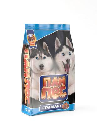 Пан Пес Стандарт Сухой Корм для собак 10 кг