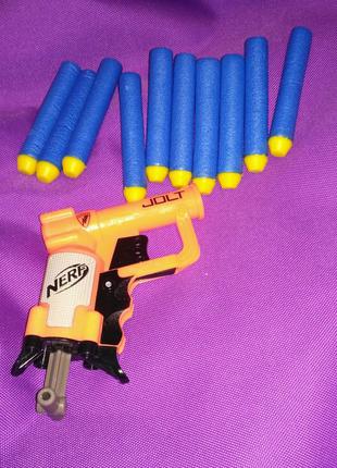 Пистолет Nerf Hasbro