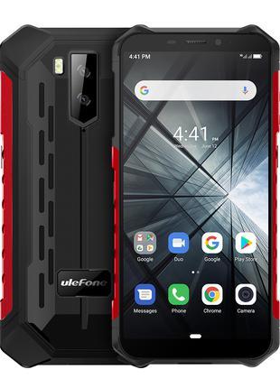 Защищенный смартфон Ulefone Armor X3 (IP68, 2/32Gb, 3G)