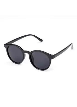 Солнцезащитные очки, женские солнцезащитные очки чёрного цвета