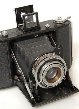 Раритетный Среднеформатный фотоаппарат ZEISS IKON NETTAR 515/16 6
