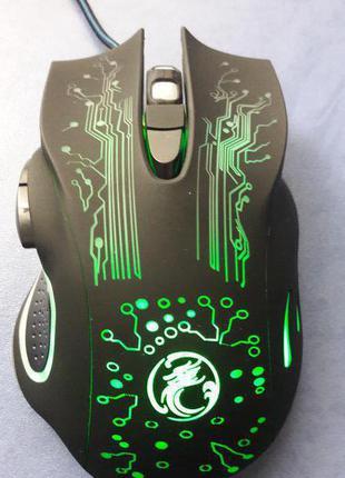 Новая игровая мышь Imice X9 USB LED
