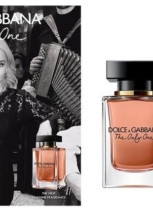 Dolce&gabbana the only one парфюмированная вода 30 ml