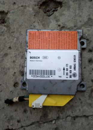 Блок управления AIRBAG VW Passat B5 3B0959655