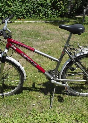 Велосипед з Германії MONDIA алюмінієвий