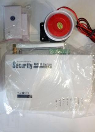 Беспроводная GSM сигнализация для гаража, дачи, квартиры