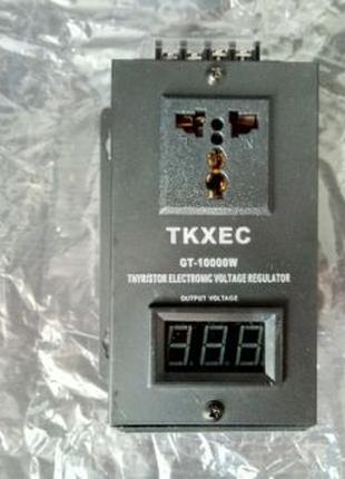 Электронный регулятор напряжения Регулятор мощности Диммер до1...