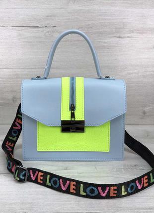 Стильная женская молодежный сумка