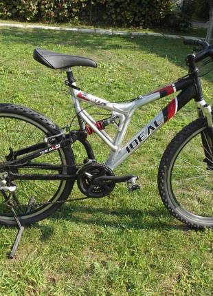 Велосипед з Германії IDEAL алюмінієвий