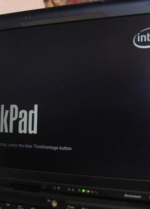 Ноутбук Thinkpad