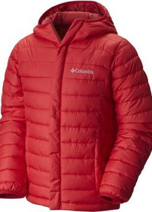 Columbia boys´ powder lite puffer jacket