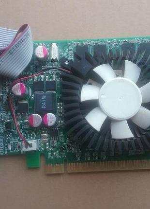 Видеокарта Inno3D, 220GT, 1Gb, DDR2