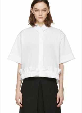 Рубашка от alexander mcqueen