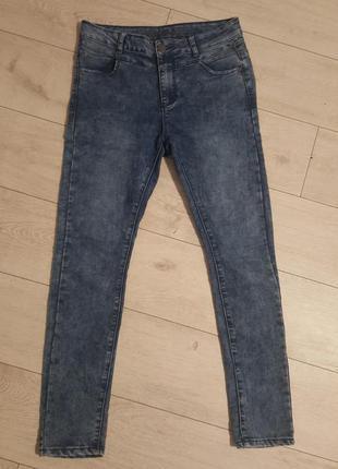 Красивые джинсы варенки с высокой посадкой george