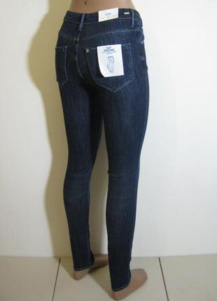 Зауженные джинсы h&m новые арт.355 + 2000 позиций магазинной о...