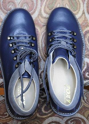 Мужские туфли размер 43