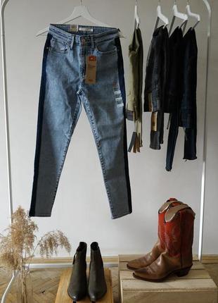 Levis womens 721 hi-rise skinny ankle jeans женские джинсы лев...