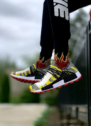 Кроссовки мужские Adidas  Pharrell Williams Human Race