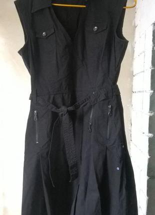 Платье котоновое фирменное размер 48-50