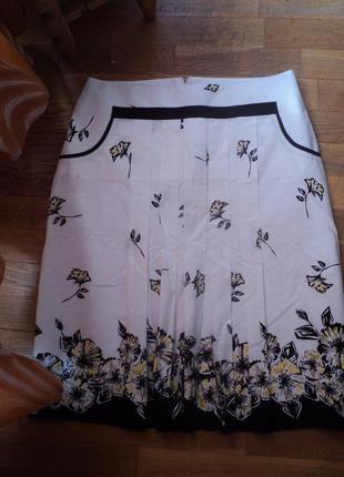 Шикарная юбка на лето